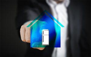 Neue Kühlschränke sind sogar an das Smart Home angeschlossen